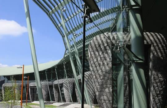 Grande Halle d'Auvergne - infrastructure congrès