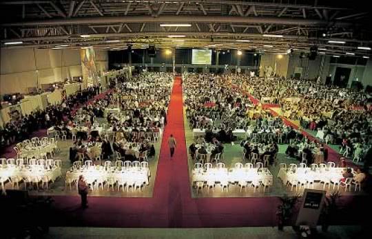 infrastructures congrès - Grande Halle 3