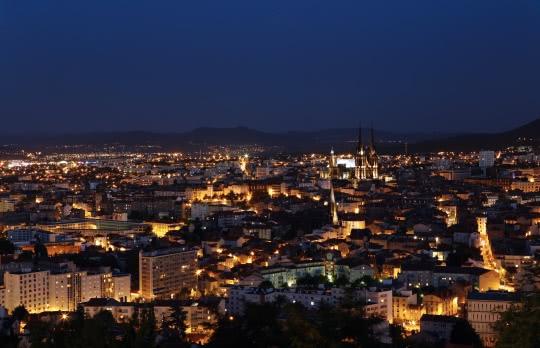 Clermont de nuit
