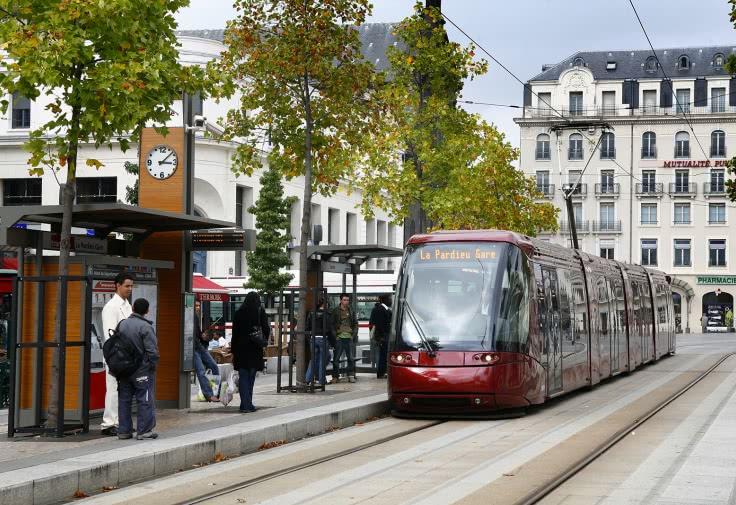 Tramway Clermont-Ferrand
