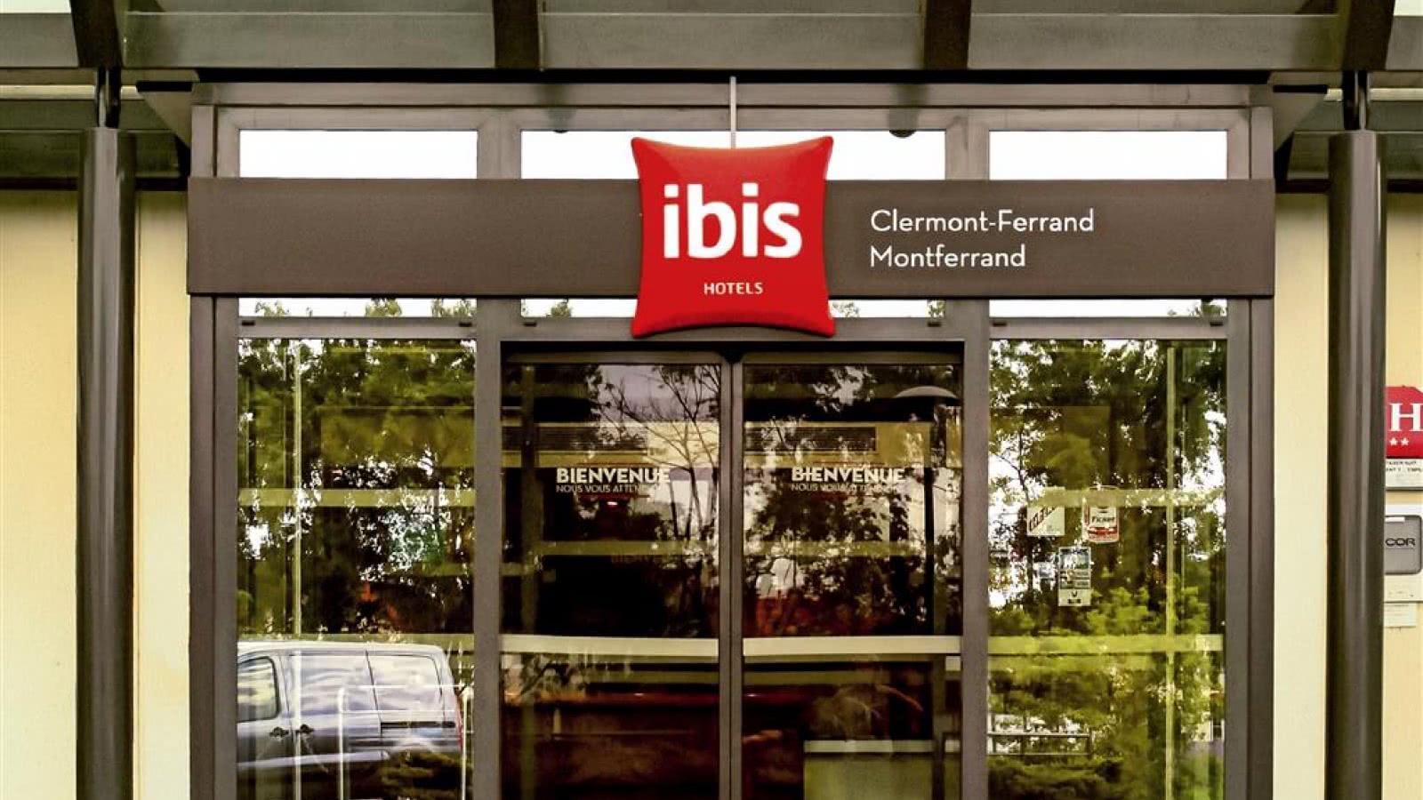 Hôtel Ibis  Clermont-Fd Montferrand