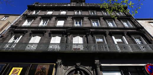 Immeuble Ballainvilliers