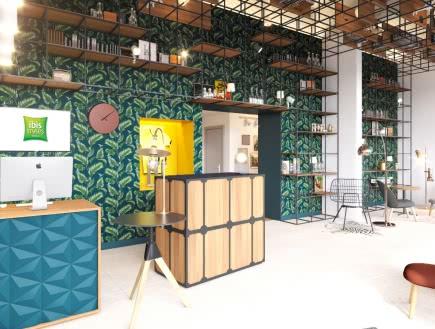 Ibis styles Clermont-Fd Gare